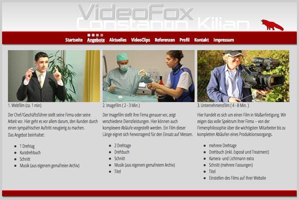 Web-Videofox