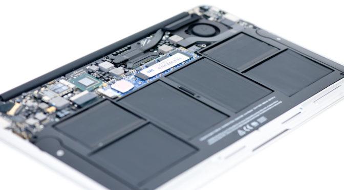 Erfahrungsbericht zu SSD 480GB Aura >Mid 2013