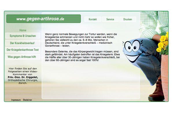 Web-gegen-Arthrose